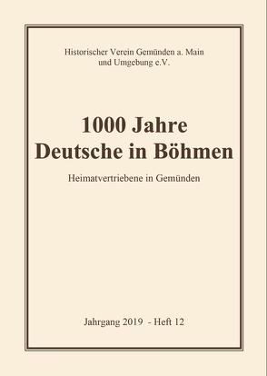 1000 Jahre Deutsche in Böhmen