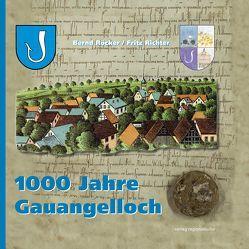 1000 Jahre Gauangelloch von Richter,  Fritz, Röcker,  Bernd