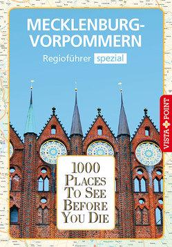 1000 Places-Regioführer Mecklenburg-Vorpommern von Fründt,  Hans-Jürgen
