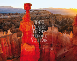 1000 Places To See Before You Die – Wandkalender 2020 von Heeb,  Christian