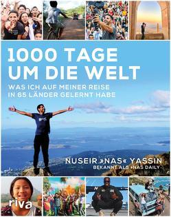 1000 Tage um die Welt von Yassin,  Nuseir
