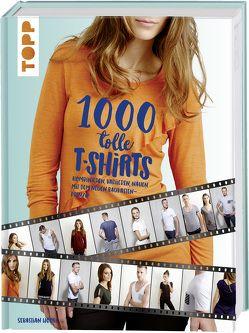 1000 tolle T-Shirts nähen von Hoofs,  Sebastian