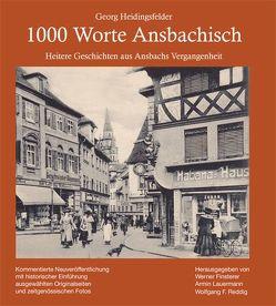 1000 Worte Ansbachisch von Georg,  Heidingsfelder