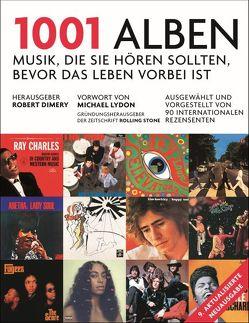 1001 Alben von Dimery,  Robert