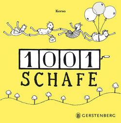 1001 Schafe von Kerso