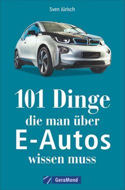 101 Dinge, die man über E-Autos wissen muss von Rippel,  Jörg
