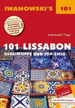 101 Lissabon – Reiseführer von Iwanowski von Claesges,  Barbara, Rutschmann,  Claudia