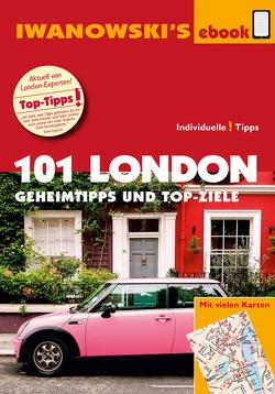 101 London – Reiseführer von Iwanowski von Hart,  Simon, Nielitz-Hart,  Lilly