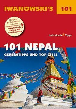 101 Nepal – Reiseführer von Iwanowski von Häring,  Volker