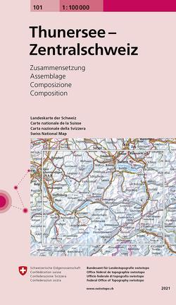 101 Thunersee – Zentralschweiz