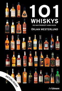 101 Whiskys von Westerlund,  Örjan