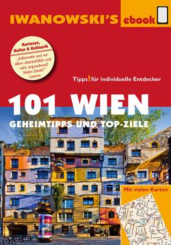 101 Wien – Reiseführer von Iwanowski von Becht,  Sabine, Talaron,  Sven