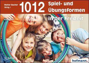 1012 Spiel- und Übungsformen in der Freizeit von Fluri,  Hans