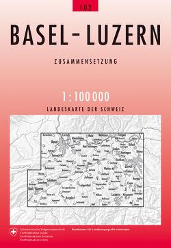 102 Basel – Luzern