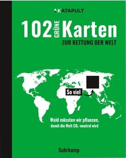 102 grüne Karten zur Rettung der Welt von KATAPULT