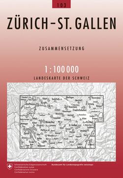 103 Zürich – St. Gallen