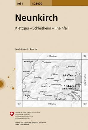 1031 Neunkirch