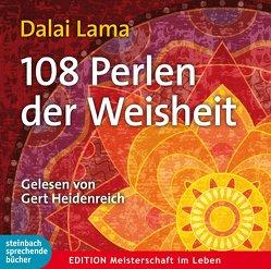 108 Perlen der Weisheit von Dalai Lama XIV, Heidenreich,  Gert