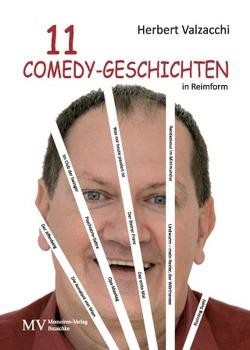 11 Comedy-Geschichten in Reimform von Valzacchi,  Herbert