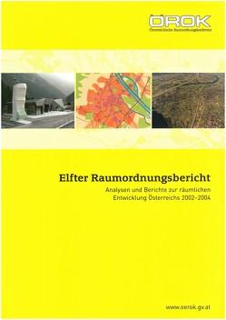 11. Raumordnungsbericht von Österreichische Raumordnungskonferenz (ÖROK)