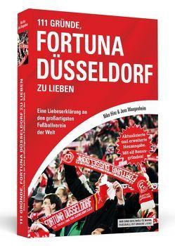 111 Gründe, Fortuna Düsseldorf zu lieben von Hinz,  Niko, Wangenheim,  Jens