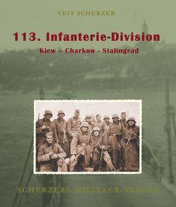 113. Infanterie-Division von Scherzer,  Veit
