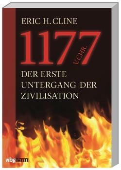 1177 v. Chr. von Cline,  Eric H., Hartz,  Cornelius, Parzinger,  Hermann