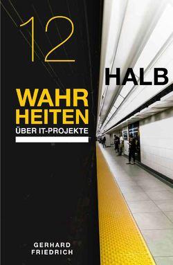 12 Halbwahrheiten über IT-Projekte von Friedrich,  Gerhard