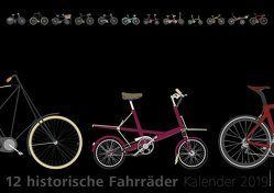 12 historische Fahrräder von Isendyck