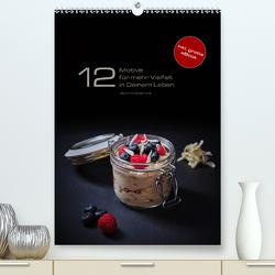 12 Motive für mehr Vielfalt in Deinem Leben (Premium, hochwertiger DIN A2 Wandkalender 2021, Kunstdruck in Hochglanz) von Grimm,  Mike