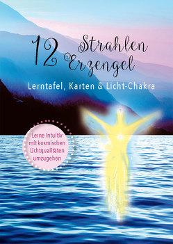 12 Strahlen / 12 Erzengel-SET von Kraus,  Andrea,  Constanze