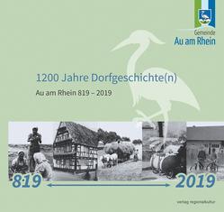 1200 Jahre Dorfgeschichte(n) von Bauer-Wörner,  Bettina, Krauss,  Martin