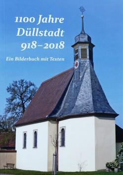 1200 Jahre Düllstadt 918-2018 von Thomann,  Manfred, Wich,  Günter