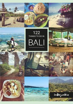 122 Things to Do in Bali von Melissa,  Schumacher, Petra,  Hess