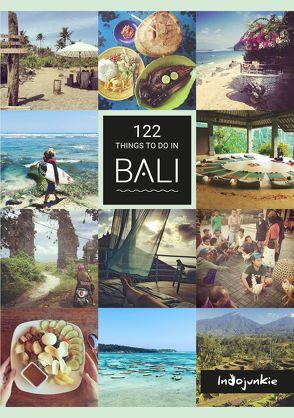 122 Things to Do in Bali von Melissa,  Schumacher, Petra,  Hess