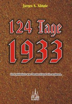 124 Tage 1933 von Klimpke,  Juergen K.