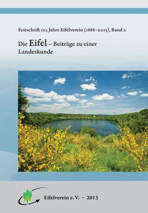 125 Jahre Eifelverein von Schmid,  Wolfgang