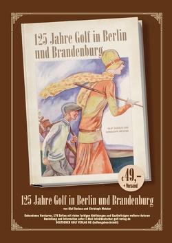 125 Jahre Golf in Berlin und Brandenburg von Dudzus,  Olaf, Meister,  Christoph