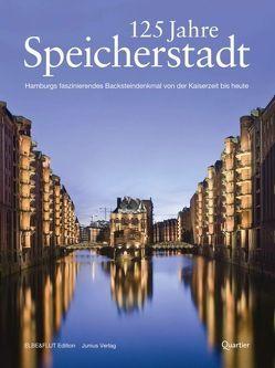 125 Jahre Speicherstadt von Hampel,  Thomas, Meyhöfer,  Dirk