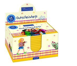 12er VE Möwenweg Gutscheinheft von Boie,  Kirsten, Engelking,  Katrin