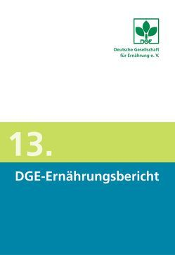 13. DGE-Ernährungsbericht