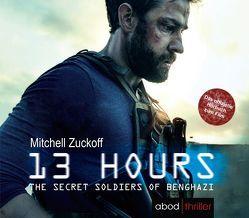 13 Hours von Lühn,  Matthias, Zuckoff,  Mitchell