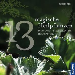 13 magische Heilpflanzen von Beiser,  Rudi