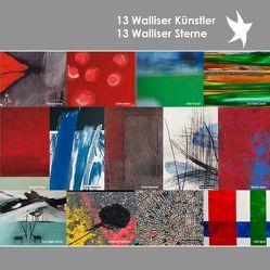 13 Walliser Künstler – 13 Walliser Sterne