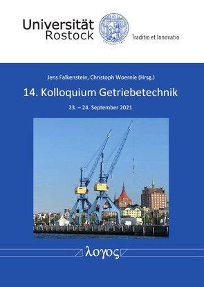 14. Kolloquium Getriebetechnik von Falkenstein,  Jens, Woernle,  Christoph