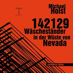 142129 Wäscheständer in der Wüste von Nevada von Holst,  Michael, Menke,  Marcellus M.