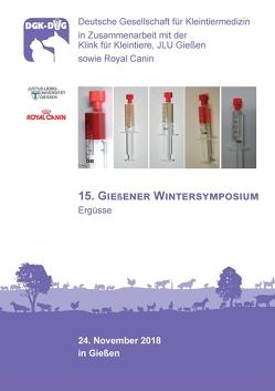15. Gießener Wintersymposium, Thema: Ergüsse