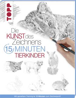 Die Kunst des Zeichnens 15 Minuten – Tierkinder von frechverlag