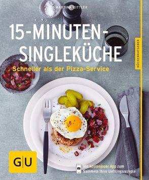 15-Minuten-Single-Küche von Kittler,  Martina