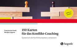 150 Karten für das Konflikt-Coaching von Lingsma,  Marijke, ten Hoedt,  Francine